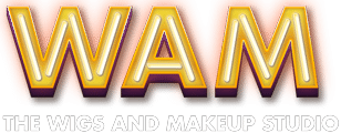 Wigs and Makeup Studio logo