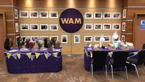 wam studio, wig making classes london