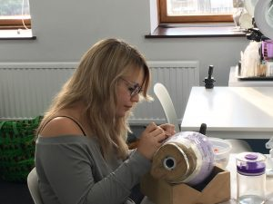 wig foundation, wig making classes, wig making courses, wam studio